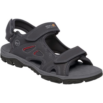 Shoes Men Outdoor sandals Regatta Holcombe Vent Lightweight Walking Sandals Grey Grey
