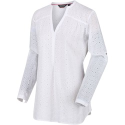 Clothing Women Shirts Regatta MAELIE Shirt White