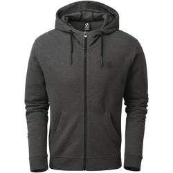 Clothing Men Sweaters Dare 2b MODULUS Full Zip Hoodie Charcoal Grey Grey Grey