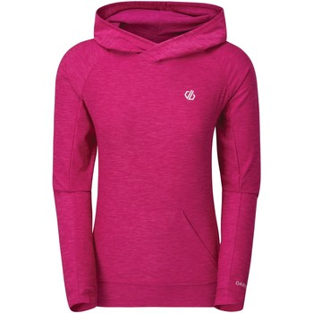Clothing Women Sweaters Dare 2b Sprint City Lightweight Hoodie Pink Pink
