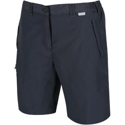 Clothing Women Shorts / Bermudas Regatta CHASKA II Quick-Dry Shorts Grey