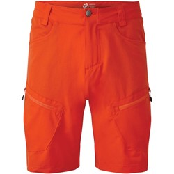 Clothing Men Shorts / Bermudas Dare 2b TUNED IN II Waterproof Technical Shorts Orange