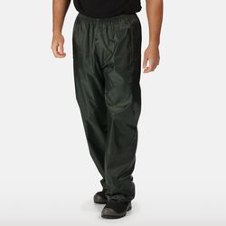 Clothing Trousers Professional STORMBREAK Waterproof Shell Overtrousers Fluro Yellow Green Green