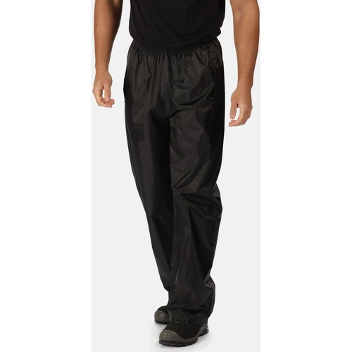 Clothing Men Trousers Professional STORMBREAK Waterproof Shell Overtrousers Black