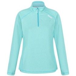 Clothing Women Fleeces Regatta MONTES Fleece Blue