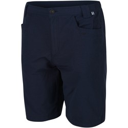 Clothing Men Shorts / Bermudas Regatta Delgado Lightweight Coolweave Shorts Blue Blue