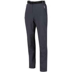 Clothing Women Trousers Regatta Xert III Zip Off Walking Trousers Grey Grey