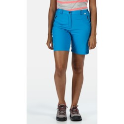 Clothing Women Shorts / Bermudas Regatta CHASKA II Quick-Dry Shorts Seal Grey Blue Blue