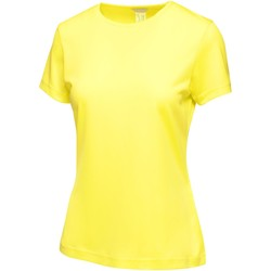 Clothing Women T-shirts & Polo shirts Professional TORINO Lightweight Tshirt Oxford Blue Yellow Yellow