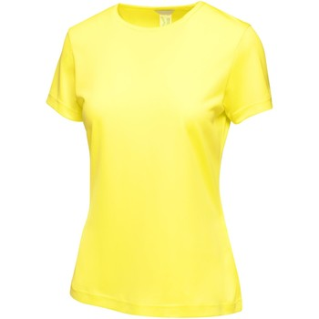 Clothing Women T-shirts & Polo shirts Professional Torino T-Shirt Yellow Yellow