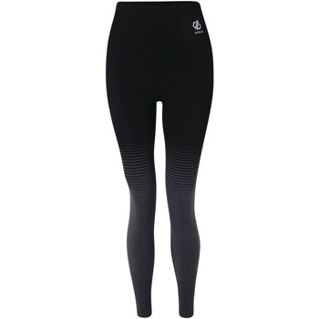 Clothing Women Tops / Blouses Dare 2b In The Zone Performance Base Layer Leggings Black Black