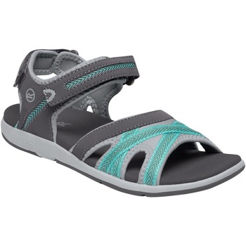 Shoes Women Sandals Regatta LADY SANTA CLARA Sandals Treetop Parchment Grey Grey