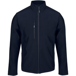 Clothing Men Coats Professional HONESTLY MADE Quick-dry Softshell Jacket Blue