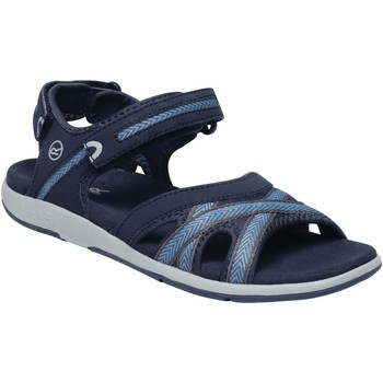 Shoes Women Sandals Regatta Santa Clara Lightweight Sandals Blue Blue