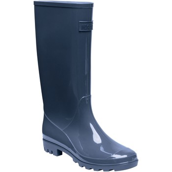Shoes Women Wellington boots Regatta LADY WENLOCK Wellingtons Dark Denim Blue Blue