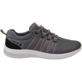 Shoes Men Multisport shoes Dare 2b SPRINT Lightweight and Breathable Trainers Aluminium Grey Grey Grey