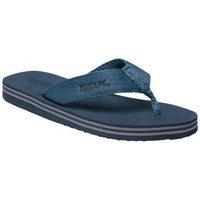 Shoes Men Outdoor sandals Regatta Rico Flip Flops Blue Blue