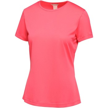 Clothing Women T-shirts & Polo shirts Professional TORINO Lightweight Tshirt Oxford Blue Pink Pink