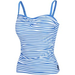Clothing Women Swimsuits Regatta ACEANA II Tankini Top Blue