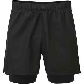 Clothing Men Shorts / Bermudas Dare 2b RECREATE Technical Sport Shorts Black