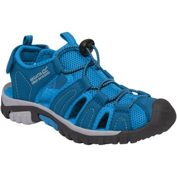 Shoes Children Sandals Regatta WESTSHORE JUNIOR Sandals Blue