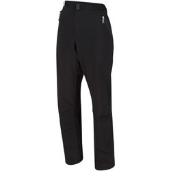 Clothing Men Trousers Regatta Xert III Stretch Walking Trousers Black Black