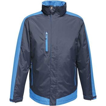 Clothing Men Coats Professional CONTRAST Waterproof Insulated Jacket Seal Grey Blue Blue