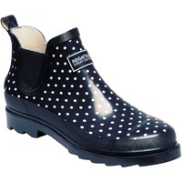 Shoes Women Mid boots Regatta LADY HARPER Wellingtons Clematis Blue Blue