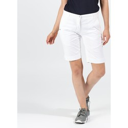 Clothing Women Shorts / Bermudas Regatta Solita II Chino Shorts White White