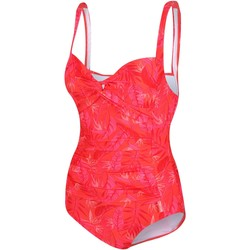 Clothing Women Swimsuits Regatta SAKARI Swim Costume Red