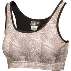 Clothing Women T-shirts & Polo shirts Professional ASANA Stetch Bra Top Grey