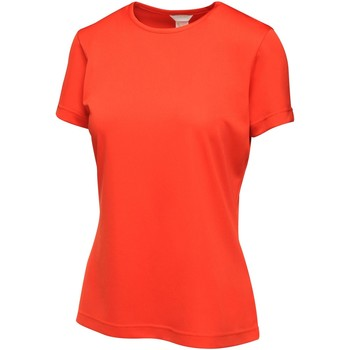 Clothing Women T-shirts & Polo shirts Professional TORINO Lightweight Tshirt Oxford Blue Red Red