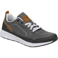 Shoes Men Multisport shoes Regatta ASHCROFT Shoes Black  Grey Grey