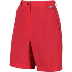 Clothing Women Shorts / Bermudas Regatta CHASKA II Quick-Dry Shorts Red