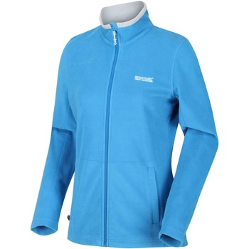 Clothing Women Fleeces Regatta CLEMANCE II Fleece Blue