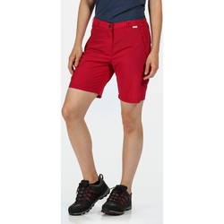 Clothing Women Shorts / Bermudas Regatta CHASKA II Quick-Dry Shorts Pink