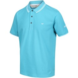 Clothing Men T-shirts & Polo shirts Regatta TALCOTT II TShirt Blue