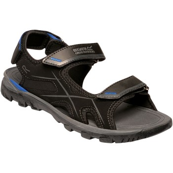 Shoes Men Outdoor sandals Regatta KOTA DRIFT Sandals Seal Grey Black Black