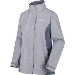 Clothing Women Macs Regatta DAYSHA Waterproof Shell Jacket Grey
