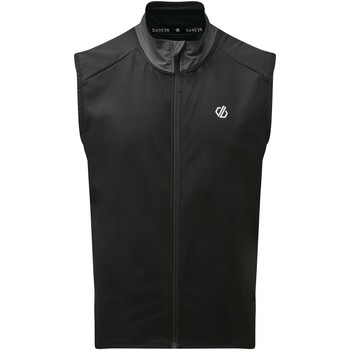 Clothing Men Coats Dare 2b SEQUEL Sports Vest Black Black Black