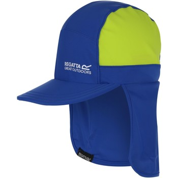 Clothes accessories Children Hats Regatta PROTECT Cap Blue