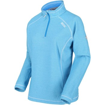 Clothing Women Fleeces Regatta MONTES Fleece Petrol Blue Blue Blue