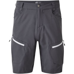Clothing Men Shorts / Bermudas Dare 2b Tuned In II Multi Pocket Walking Shorts Grey Grey