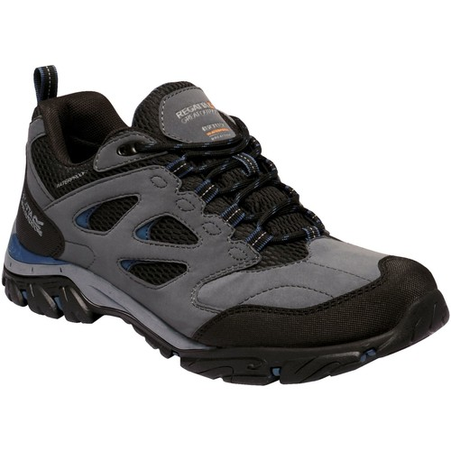Shoes Men Multisport shoes Regatta HOLCOMBE IEP Low Walking Boots Grey