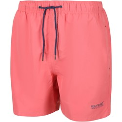 Clothing Men Trunks / Swim shorts Regatta MAWSON II Swim Shorts Orange