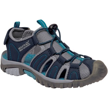Shoes Children Sandals Regatta Westshore Lightweight Walking Sandals Blue Blue