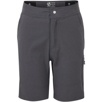 Clothing Children Shorts / Bermudas Dare 2b REPRISE Lightweight and Technical Shorts Petrol Blue  Grey Grey