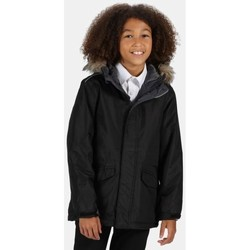 Clothing Children Coats Professional CADET Waterproof Insulated Jacket Black
