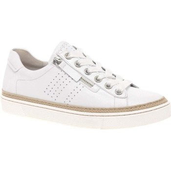 Shoes Women Low top trainers Gabor Imp Womens Casual Trainers white
