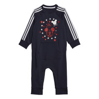 Clothing Boy Sleepsuits adidas Performance INF DY MM ONE Marine